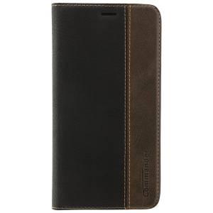 Commander Book Case für Samsung Galaxy J7 (2017) - Gentle Black