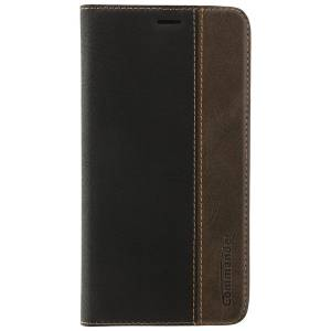 Commander Book Case für Samsung Galaxy J7 (2017) - Gentle Black