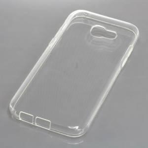 TPU Case kompatibel zu Samsung Galaxy A5 (2017) voll transparent