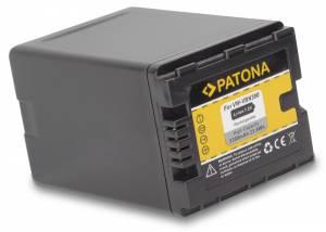 Akku wie Panasonic VBN390E / SD800, SD900, TM900, 3300mAh