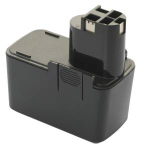 Akku für Bosch GSR, 9.6V, 3,3Ah, Ni-Mh / BAT001, 2607335037
