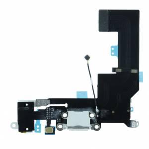 Flexkabel System Connector + Mikrofon für Apple iPhone SE, weiß